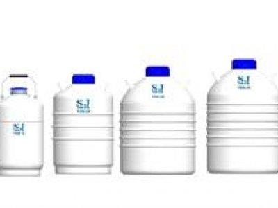 Sıvı Azot Tankı